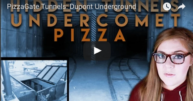 PizzaGate Tunnels