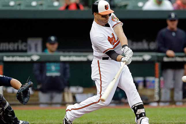 Report: Blue Jays sign Steve Pearce to two-year deal