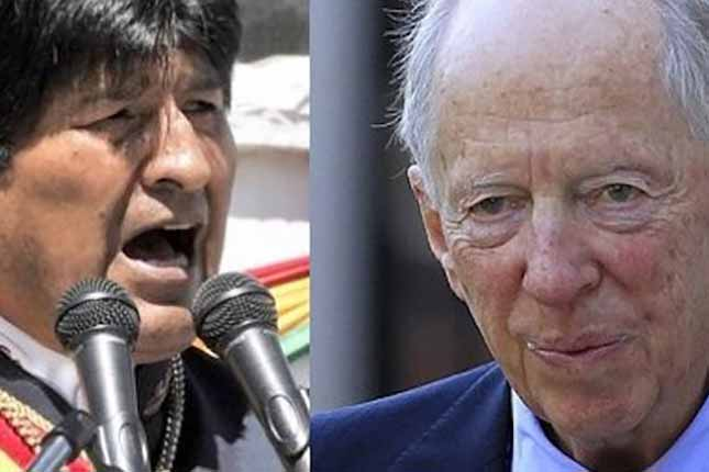 Bolivia becomes first South American country to ban Rothschild banks