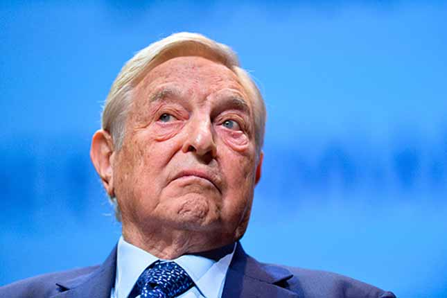 Trump transition team opens it's investigation into leftist billionaire GEORGE SOROS
