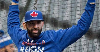 Blue Jays' Atkins believes Bautista can return to form