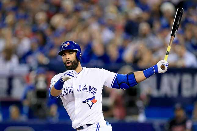 Blue Jays, Bautista working on two-year deal