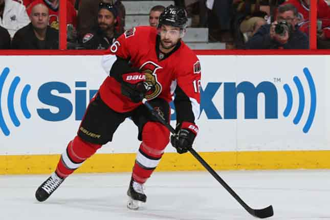 Ottawa Sens rule out MacArthur for season