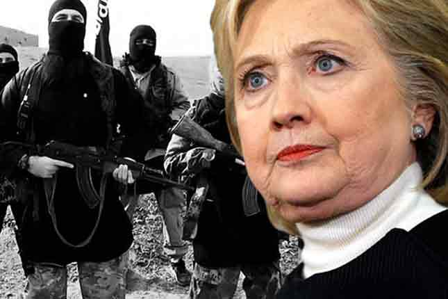 Hillary Clinton made a small fortune by arming ISIS – Wikileaks