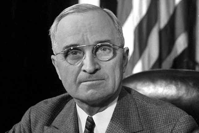 Truman's true warning on the CIA