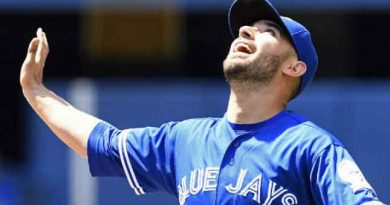 Blue Jays' Estrada: back feeling 'much better' than last year