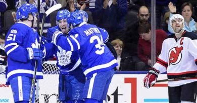 Plenty of gain and so little pain with young Leafs