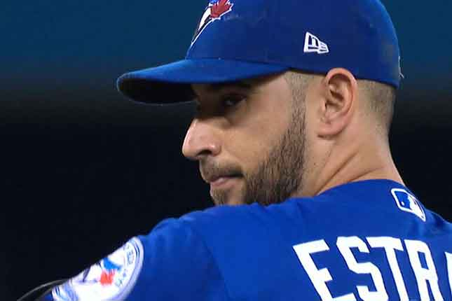 Expect Estrada to start for Jays on opening day