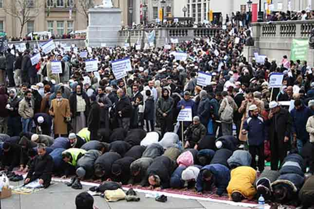 The Muslim invasion is set for America and here is what you can do to stop it