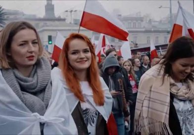 Polish girl speaks out against Muslim migrants – Poles support Mr. Trump's immigration policy
